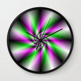 Spark Generator Wall Clock