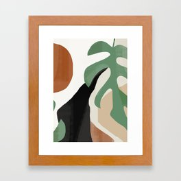 Abstract Art 37 Framed Art Print
