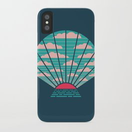 The Birth of Day iPhone Case