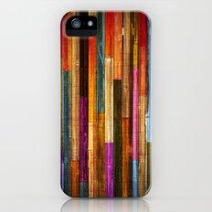 Wood Texture 640 iPhone (5, 5s) Slim Case