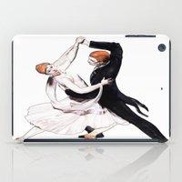 dancing iPad Cases featuring dancing by arnedayan