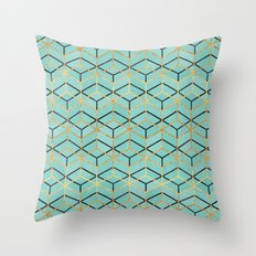 Pretty Geometry 2 Throw Pillow