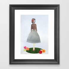 Wizard of OZ twist  Framed Art Print