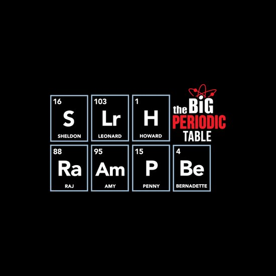 The big bang periodic table duvet cover by bootsboots society6 urtaz Image collections