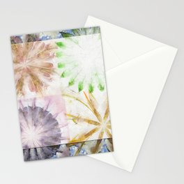 Controlling Hallucination Flower  ID:16165-151730-87231 Stationery Cards