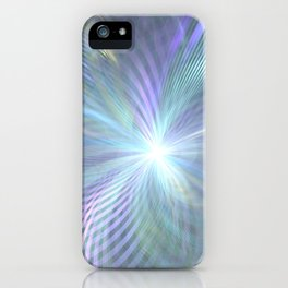 fractal: beginning iPhone Case