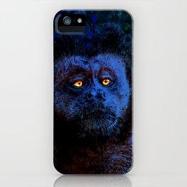 bored monkey wsml iPhone Case