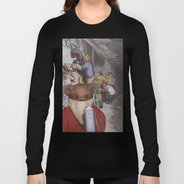 Tagger Teddy Long Sleeve T-shirt