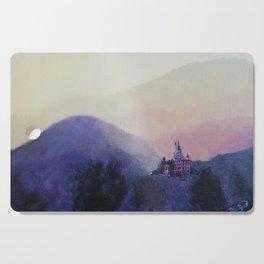 Zen Mountains Cutting Board