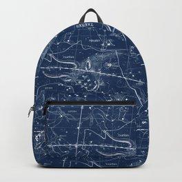 Taurus sky star map Backpack
