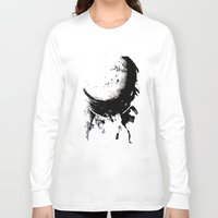 cup Long Sleeve T-shirts featuring cup by gizem sevinç