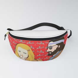 MARGOT AND RICHIE Fanny Pack