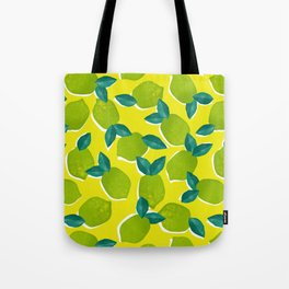 Limes for daysss Tote Bag