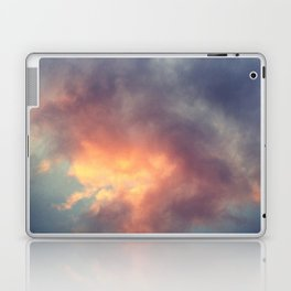 Fiery cloud Laptop & iPad Skin