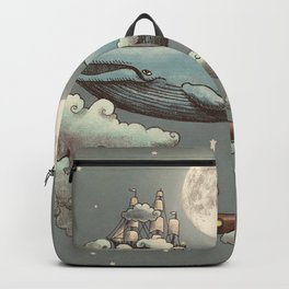 Ocean Meets Sky Backpack