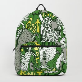 Goats and Kin Backpack
