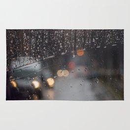 Rainy Bokeh. Rug