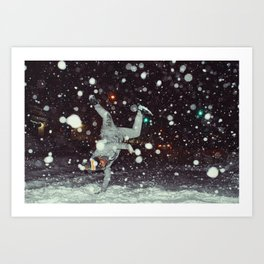BBoy Rebels x Nyc Blizzard 2016 Art Print