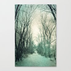 Recompense Canvas Print