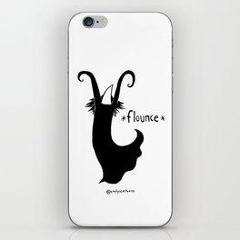 Flounce iPhone Skin