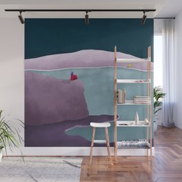 Simple Housing | So close so far away Wall Mural
