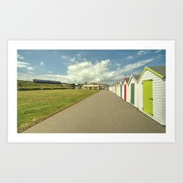 Preston Green Art Print