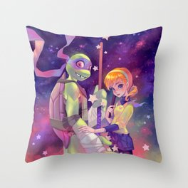 Lost Stars Throw Pillow