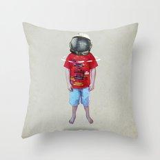 Among 2 Throw Pillow