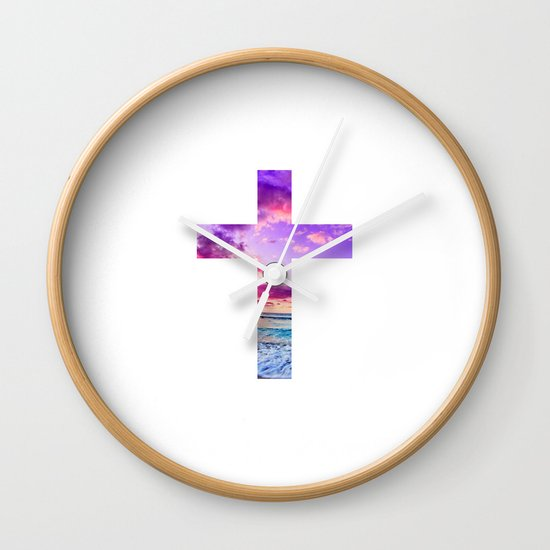 CROSS Wall Clock