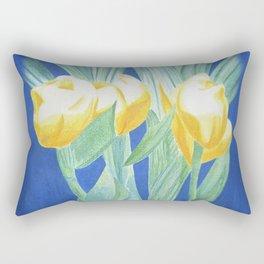 Beautiful orchid Rectangular Pillow