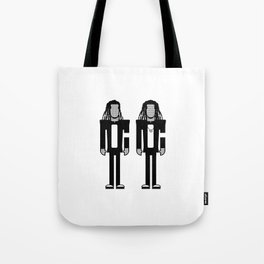 Milli Vanilli  Tote Bag
