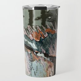 Corrosion Colors I Travel Mug