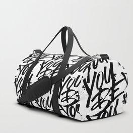 you be you Duffle Bag