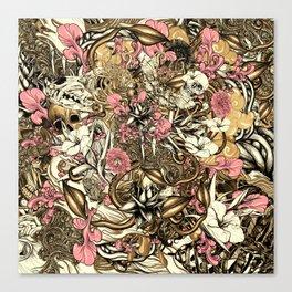 Sixth Mix Canvas Print