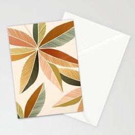 Autumn Japanese Maple / Botanical Design Stationery Cards