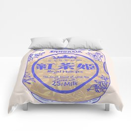 Royal Tea Comforters