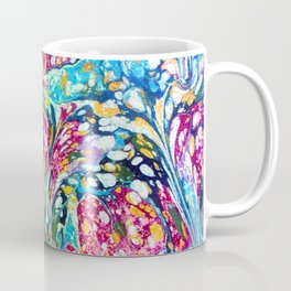 Spotted & Marbled Coffee Mug
