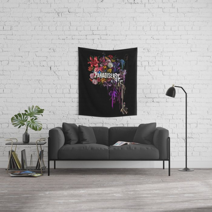 paradise.corrupt_ Wall Tapestry