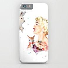 Snow White Slim Case iPhone 6s