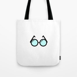 """ Nerdy By Nature"" tee design for your nerdy friends and family! Makes a nice gift this holiday Tote Bag"