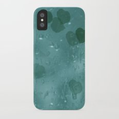 Crying Hearts 2 iPhone X Slim Case