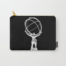 Atlas // Black Carry-All Pouch