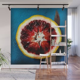 Blood Orange Wall Mural