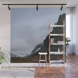 Land of Fire and Ice Wall Mural