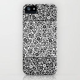 Black Chains iPhone Case
