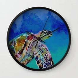 Honu 7 Wall Clock