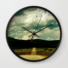 Eyes to the Sky Wall Clock
