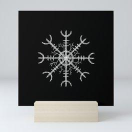 Aegishjalmur II Mini Art Print
