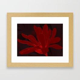 Mother's Magnolia 07 Framed Art Print