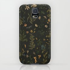 Old World Florals Galaxy S5 Slim Case